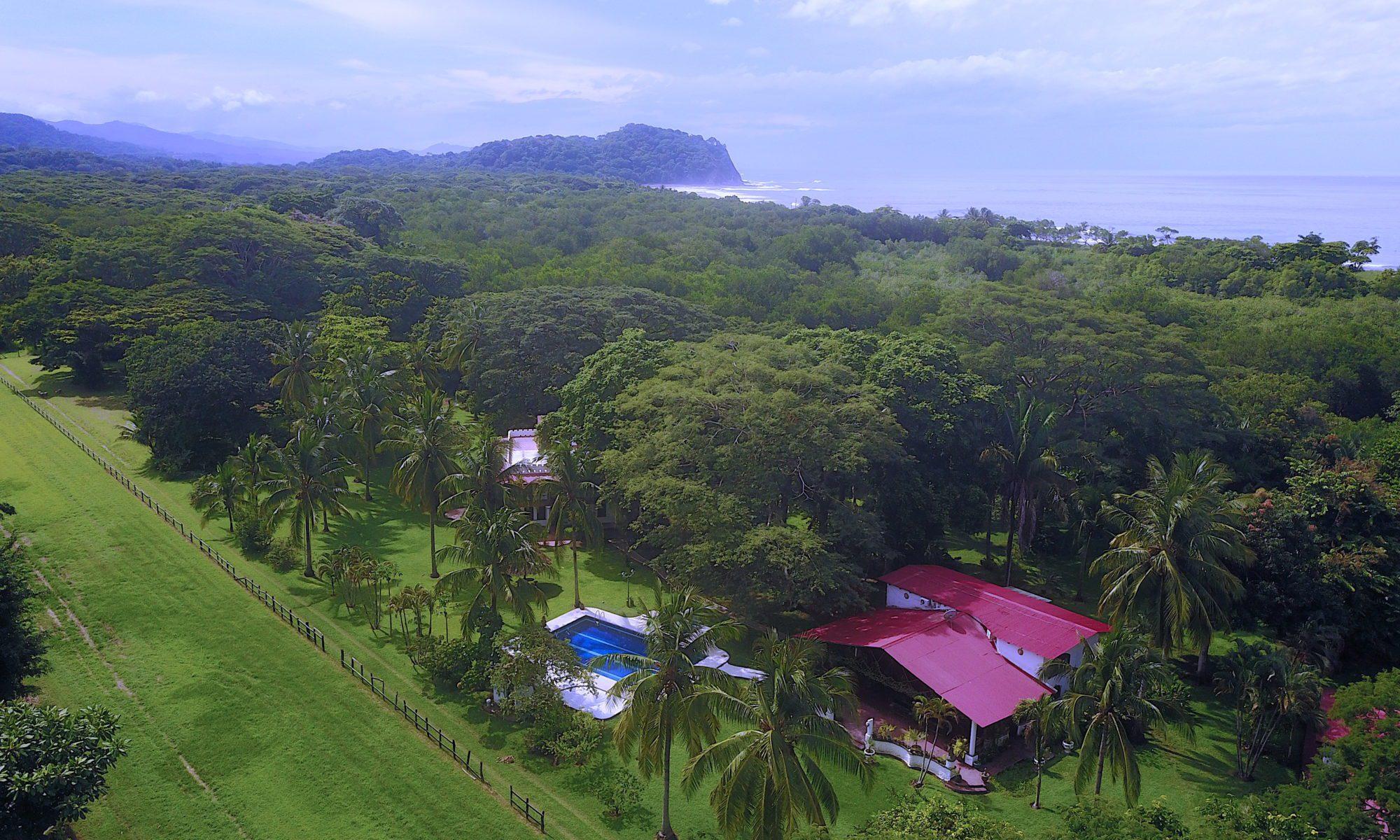 Hotel Costa Rica Pazifikseite