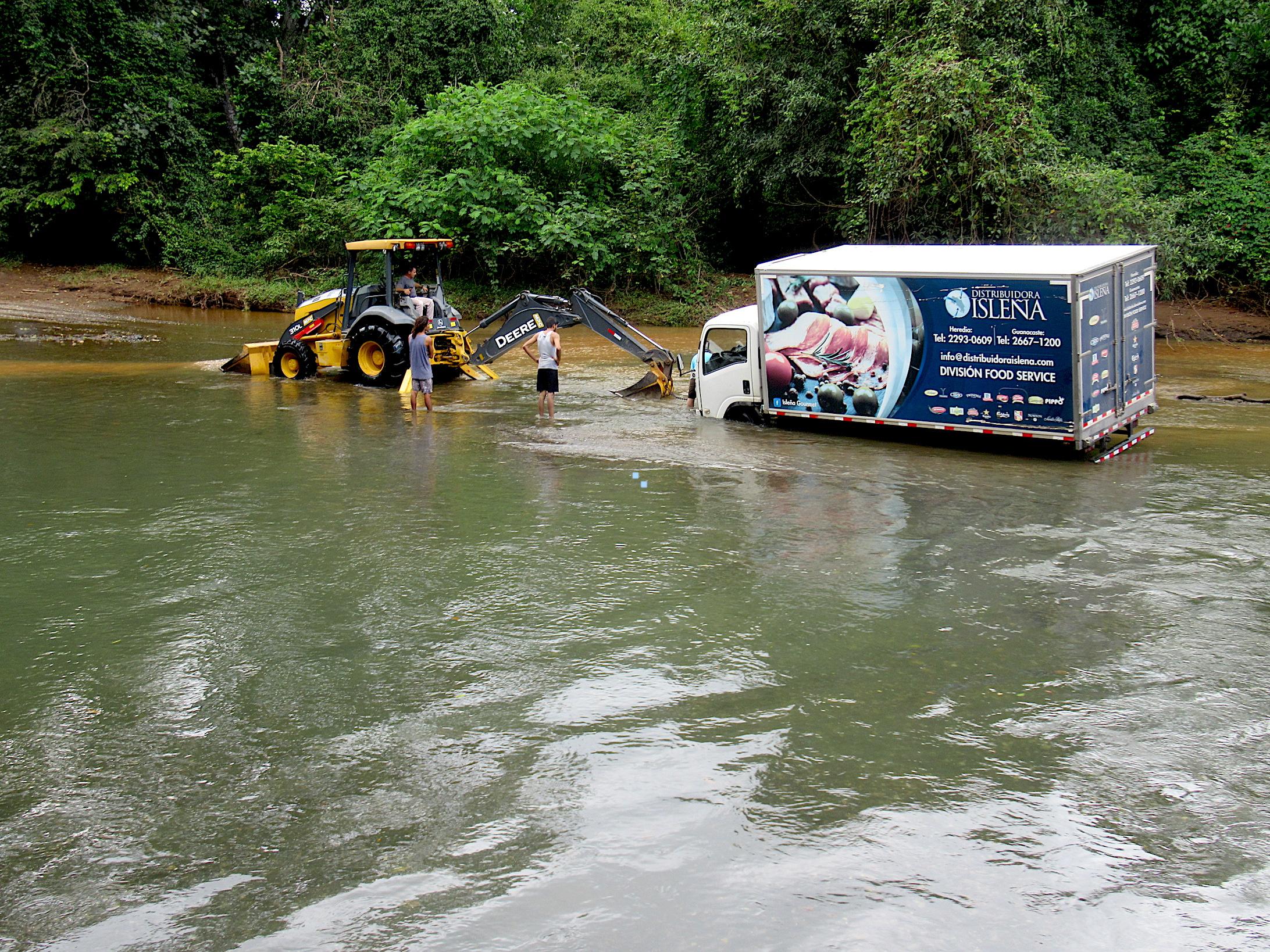 Abenteuer in Costa Rica