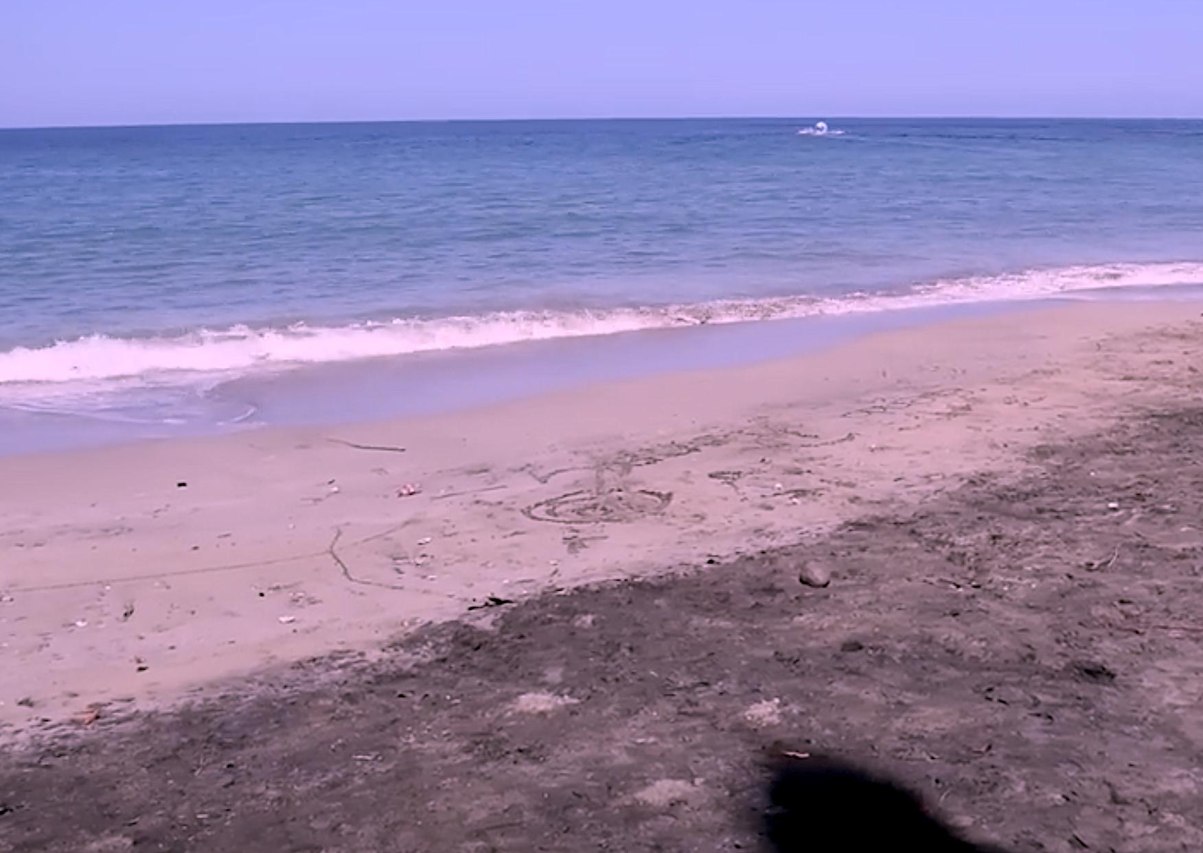 Strand Manzanillo Karibik