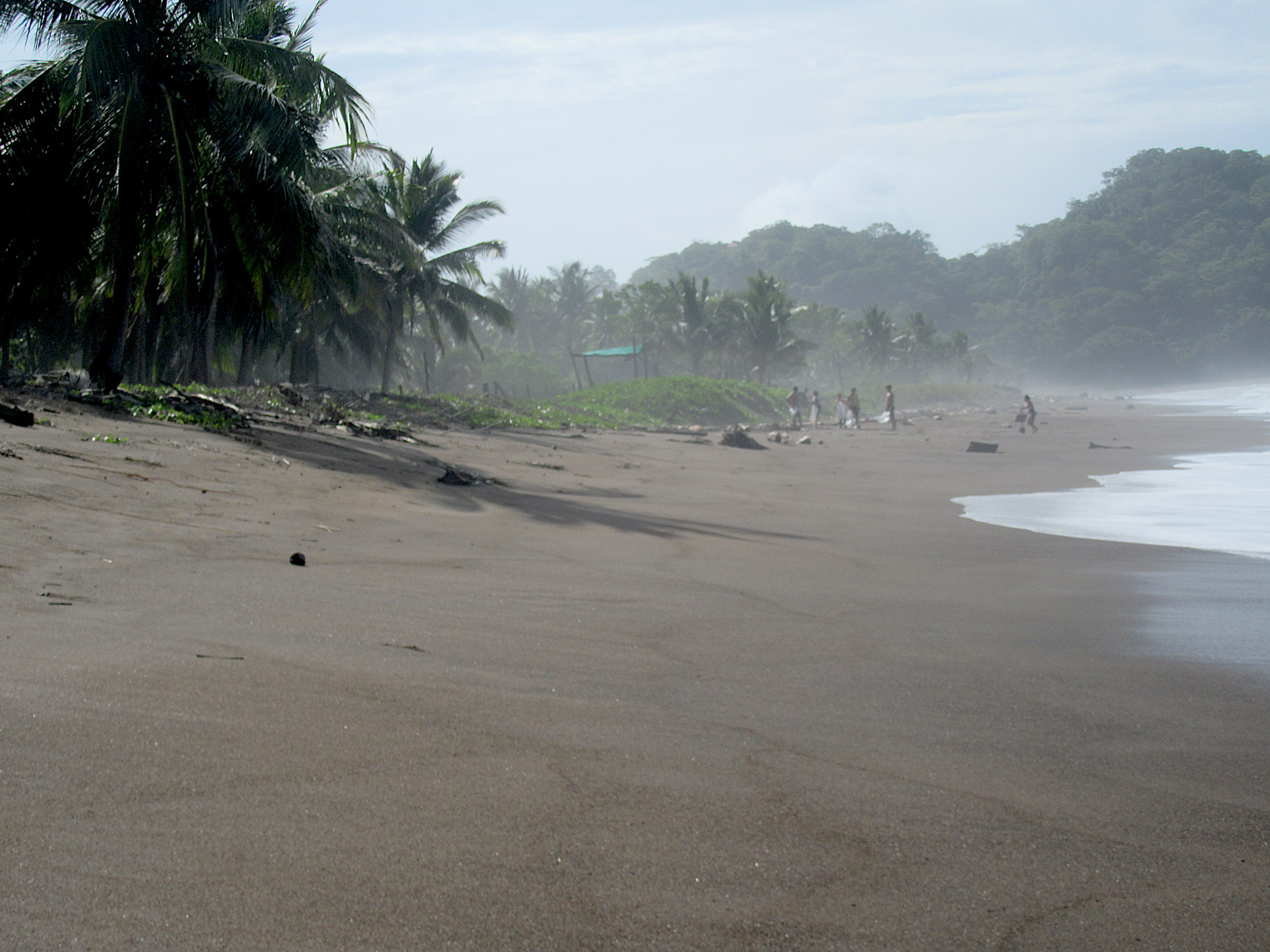 Natur erhaltenlten Costa Rica